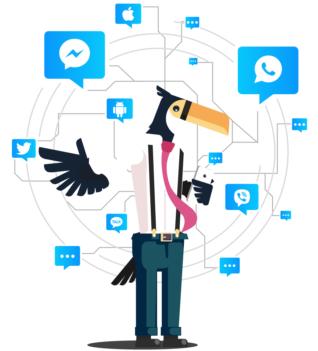 Flocksend - whatsapp chatbot