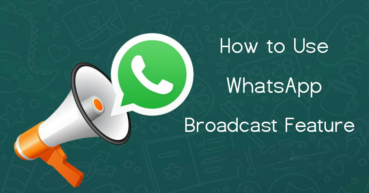 How to use the WhatsApp Broadcast for Business? – FlockSend