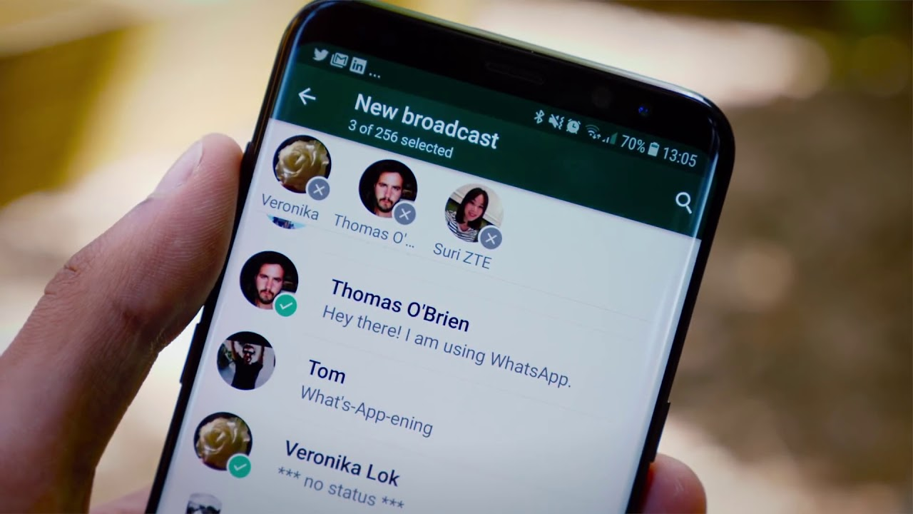 WhatsApp Broadcast: Since SMS and Email are now dead - FlockSend